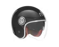 Casque NOX Shinny black